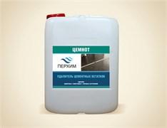 Цемнот - концентрированный удалитель цементных остатков (10 л)