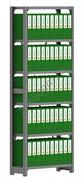 Архивный стеллаж металлический сборный  СУА 2000*760*300