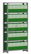 Архивный стеллаж металлический сборный  СУА 2000*1060*300