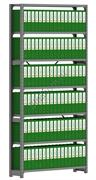 Архивный стеллаж СУА 2500*1260*300