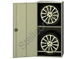 Металлический шкаф для шин №1