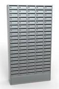 Абонентский шкаф - АШ (100)-Щ для хранения почты
