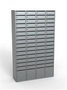 Стальной абонентский шкаф - АШ 64Щ