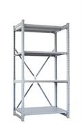 Стеллаж металлический сборный СУ/ТСУ 150 2000*1060*400