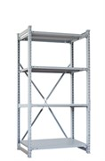 Стеллаж металлический сборный СУ/ТСУ 150 2000*1060*300