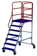 Передвижная лестница ЛР 6.1