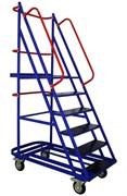 Передвижная лестница ЛС 6